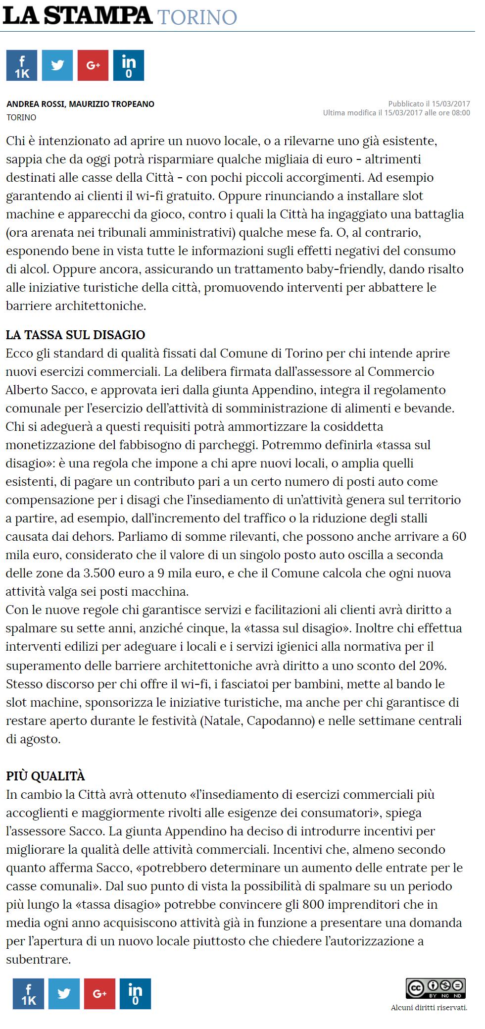 La Stampa 15_03_2017
